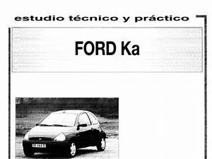 Manual De Taller Y Reparaci U00f3n Ford Ka