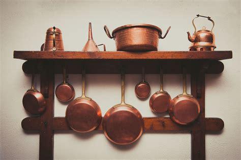 ways  remove lacquer  copper cookware  decor