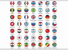 Vetores da bandeira internacional Download Vetores e