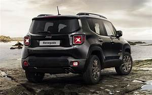 2016 Jeep Renegade 75th Anniversary (EU) - Wallpapers and