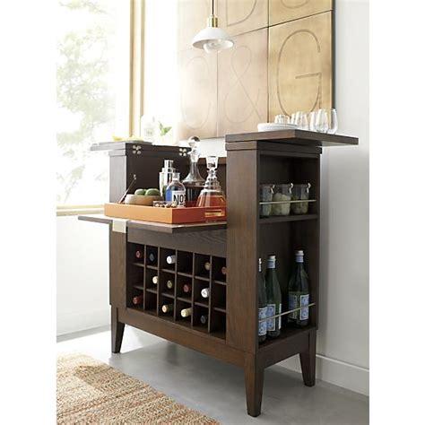 Crate And Barrel Liquor Cabinet by Crate Barrel Spirits Bourbon Cabinet Copycatchic