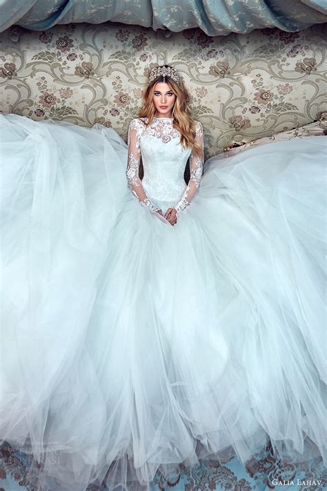 Galia Lahav Spring 2017 Couture Wedding Dresses — Le