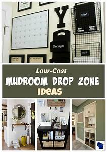 8 Low-Cost Mudroom Drop Zone Ideas for Your Home