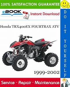 2004 Honda 400ex Repair Guides