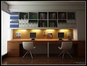 How to decorate a small study room outstanding small study for Design for study room in home