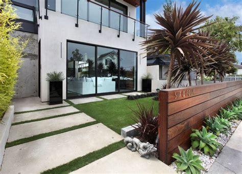 Idée Aménagement Jardin Devant Maison Moderne, Chic Et