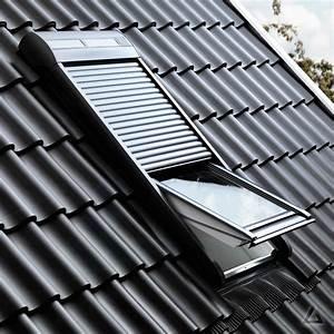 Velux Solar Rollladen Akku : dachfenster mit rollo solar ~ A.2002-acura-tl-radio.info Haus und Dekorationen