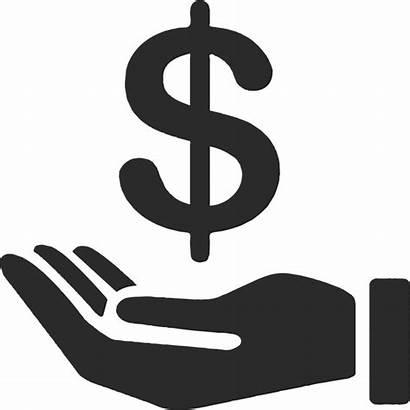 Icon Value Reduce Expenses Clipart Money Transparent