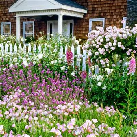 planning a cottage garden 1 fences and gates 8 essential elements for planning a cottage garden this old house
