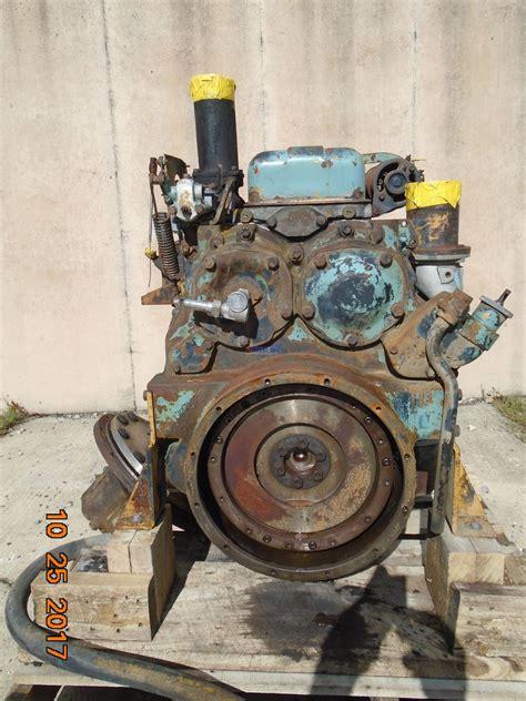 engine detroit diesel  turbo   engine complete