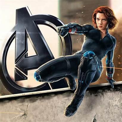 Widow Natasha Romanoff Wallpapers Scarlett Fantasy Johansson