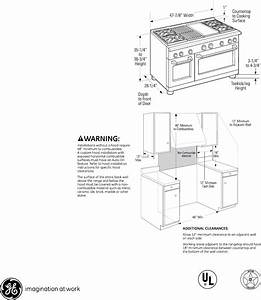 Ge Monogram Range Zdp484lgpss User Guide