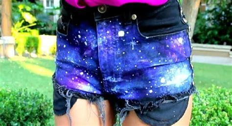 kaos jomblo cowok dengan trik mudah ini galaxy t shirt yang keren dan