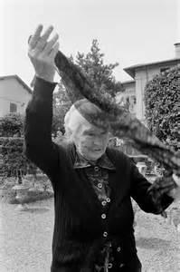 Death Rachele Mussolini