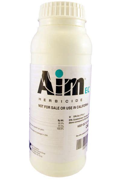 aim ec herbicide fmc forestry distributingnorth america