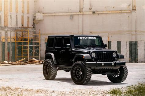 vossen jeep wrangler tuning blog shortly about tuned cars