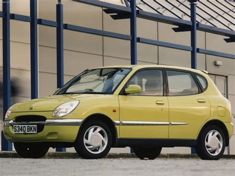 Daihatsu Sirion Wallpaper by Daihatsu Sirion Picture 07 Of 17 Front Angle My 1999