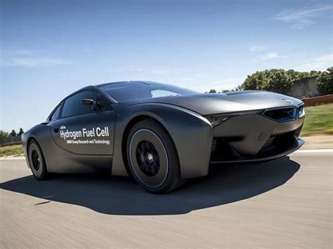 Lebih Sangar Dari I8, Bmw Ungkap Mobil Konsep Hidrogen