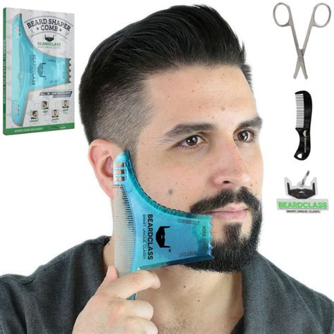 beard shaping taking your hair seriously a beard shaping tool geekologie