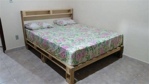 amazing bed frames 15 amazing bed frame ideas with wood pallets pallets 1216