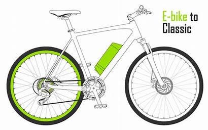Bicycle Ebike Electric Rear Carbon Wheel Battery