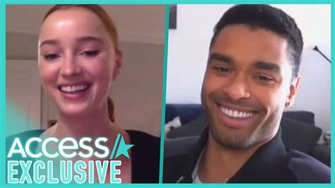Watch Access Hollywood Interview: 'Bridgerton': Regé-Jean ...