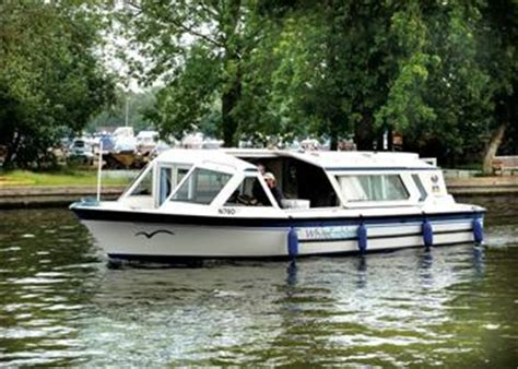 Ferry Marina Boat Hire by Boating Holidays Ferry Marina Norwich Wroxham