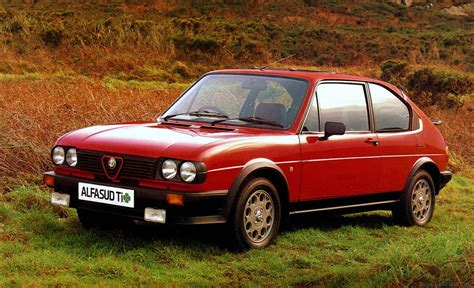 Why We Still Want To Own An Alfa Romeo Alfasud Drive