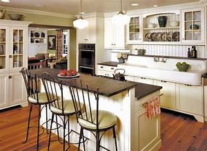 Cottage Kitchens: Flooring gjconstructs