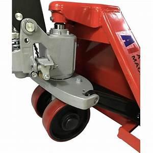 Low Profile Pallet Truck    Jack 3300 Lbs Capacity 48 U0026quot  L X