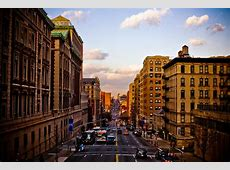 Morningside Heights, Amsterdam Avenue NYBits