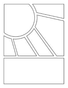 images  comic book templates printable