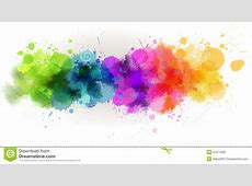 Watercolor Line Background Stock Vector Image 41474205