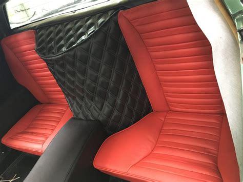 maserati merak interior fitting the maserati merak interior bridge classic cars