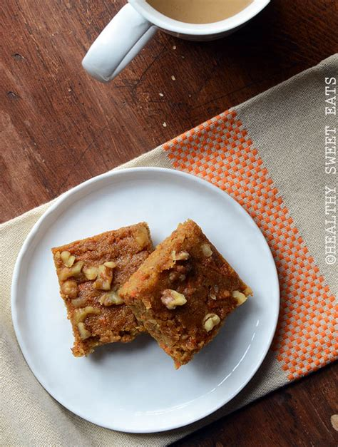 carrot snack cake carrot cake snack cake recipe healthy sweet eats
