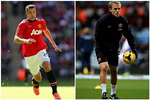 Sons of Manchester United pair Robin van Persie and Phil ...
