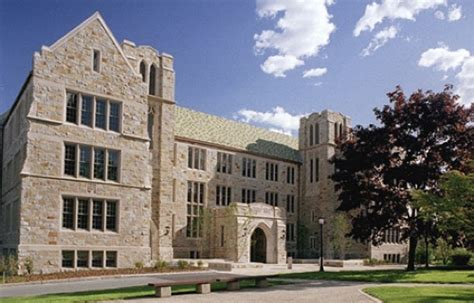 Boston College by Boston College S Carroll School Of Management