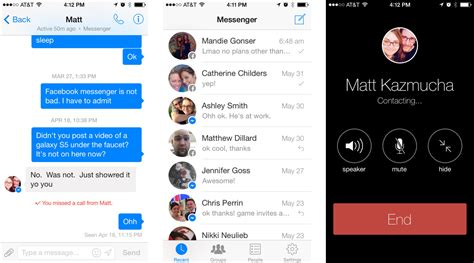 best messaging apps for iphone hangouts line whatsapp and more imore
