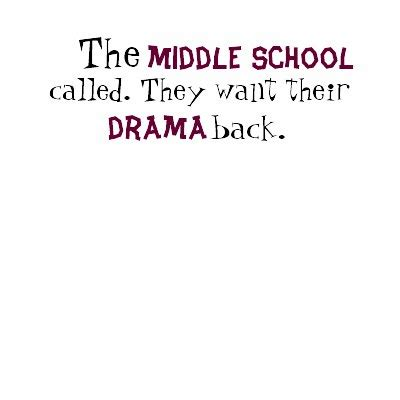 Sad Quotes About Leaving Middle School