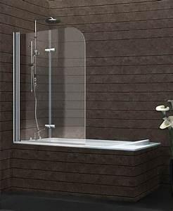 Duschtrennwand Badewanne Glas :  ~ Michelbontemps.com Haus und Dekorationen