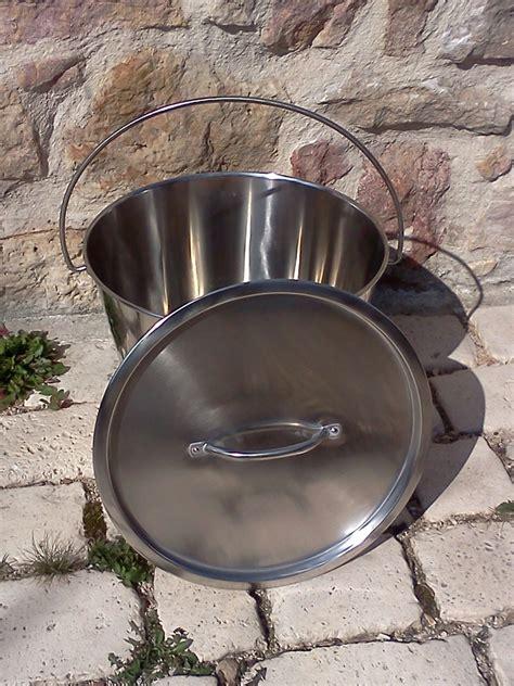 seau inox toilette seche seau inox 20 litres avec couvercle inox 304 aust 233 nique qualit 233 alimentaire toilettes seches