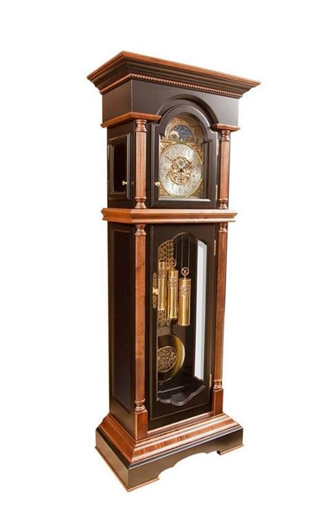 amish conestoga grandfather clock  dutchcrafters
