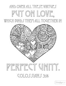 coloring pages  unity