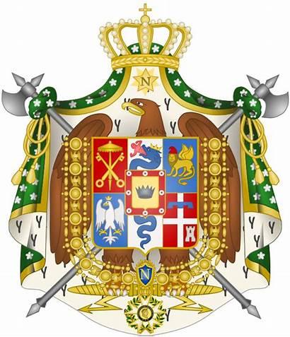 Arms Coat Italy Kingdom Italia 1814 Svg