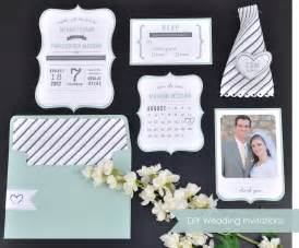 diy wedding invitations 10 great diy wedding projects yeahmag