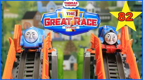 New The Biggest! Thomas And Friends Toys|the Great Race