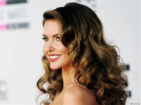 Audrina Patridge Desktop Wallpaper Free Download In Widescreen And Hd 40749