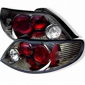2002 Gmc Sierra Lights Toyota Solara 1998 2002 Black Altezza Lights