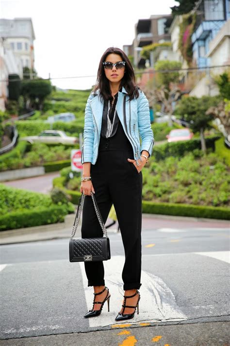 jumpsuit with blazer 5 style tricks to the jumpsuit for you glam