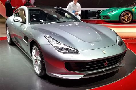 Gtc4lusso T Picture by Gtc4lusso T Pictures Carbuyer
